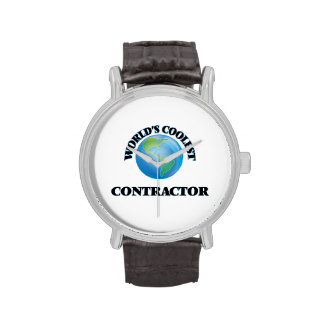 World's coolest Contractor Wristwatch