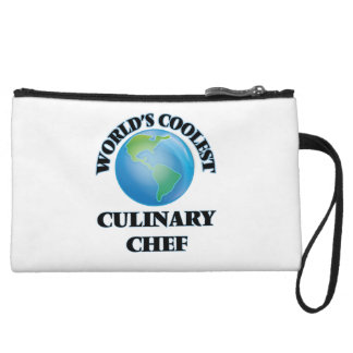 World's coolest Culinary Chef Wristlet