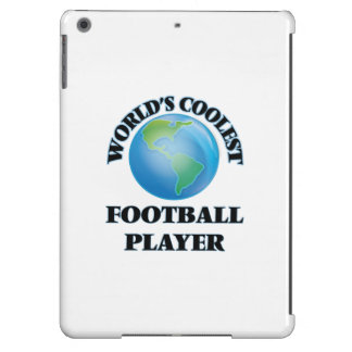 World's coolest Football Player iPad Air Case