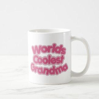 Worlds Coolest Grandma Mug