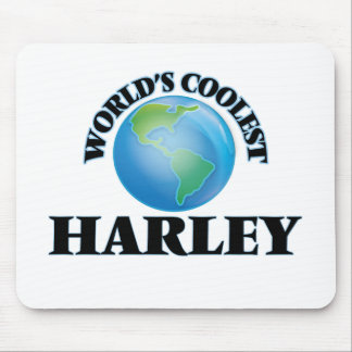 World's Coolest Harley Mouse Pad