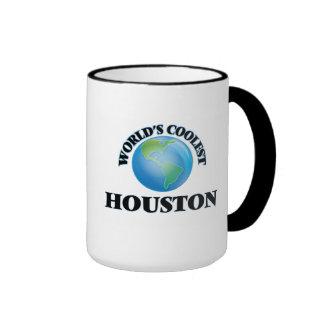 World's Coolest Houston Coffee Mugs
