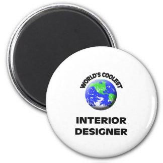 World's Coolest Interior Designer Fridge Magnets