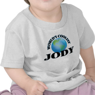 World's Coolest Jody Tshirt
