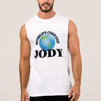 World's Coolest Jody Sleeveless Shirts