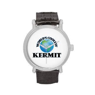 World's Coolest Kermit Wristwatch