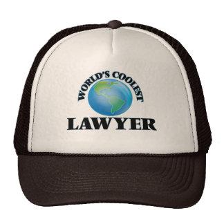 World's coolest Lawyer Trucker Hat