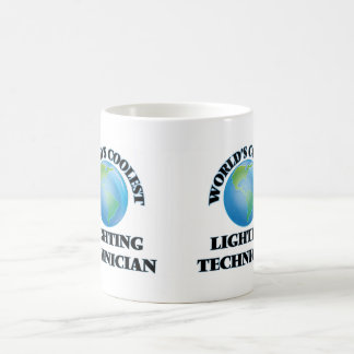 World's coolest Lighting Technician Mugs