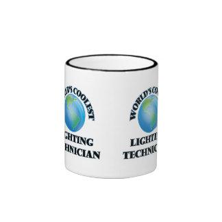 World's coolest Lighting Technician Coffee Mug