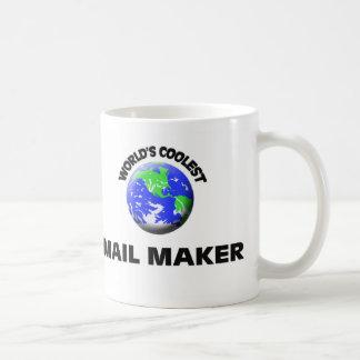 World's Coolest Mail Maker Coffee Mugs