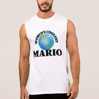 World's Coolest Mario Sleeveless Shirt
