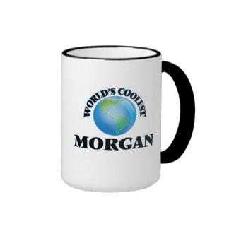 World's Coolest Morgan Mug