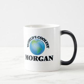 World's Coolest Morgan Mugs