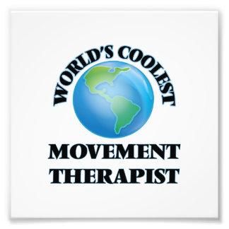 World's coolest Movement Therapist Photo Print