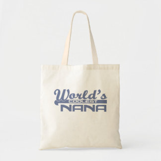 World's Coolest Nana Budget Tote Bag