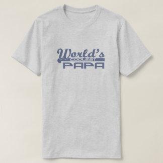 World's Coolest Papa T-Shirt