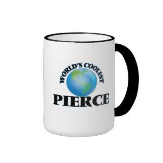 World's Coolest Pierce Coffee Mugs