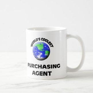 World's Coolest Purchasing Agent Coffee Mug