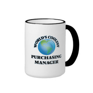 World's coolest Purchasing Manager Mug