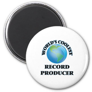 World's coolest Record Producer Magnets