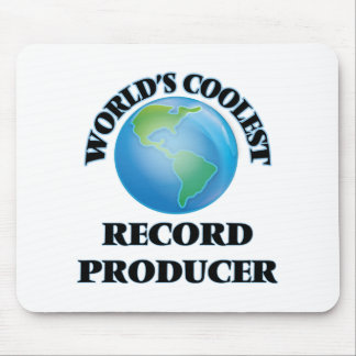 World's coolest Record Producer Mousepads