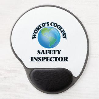 World's coolest Safety Inspector Gel Mouse Mat