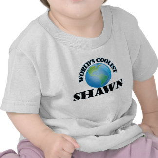 World's Coolest Shawn T-shirts