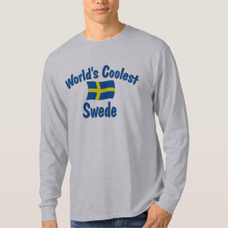 World's Coolest Swede T-Shirt