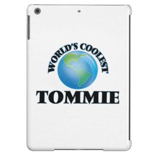 World's Coolest Tommie iPad Air Case
