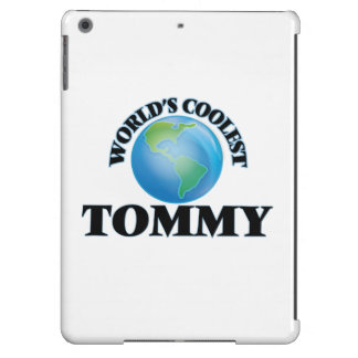 World's Coolest Tommy iPad Air Case