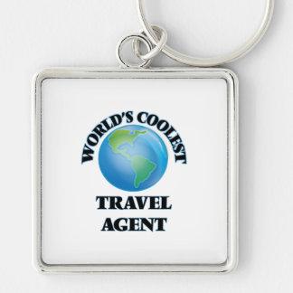 World's coolest Travel Agent Keychain