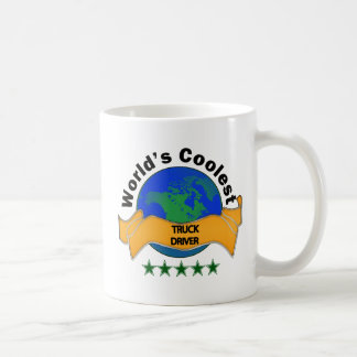 World's Coolest Truck Driver Coffee Mug