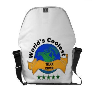 World's Coolest Truck Driver Commuter Bags