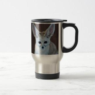 Worlds Cutest Fennec Fox Travel Mug