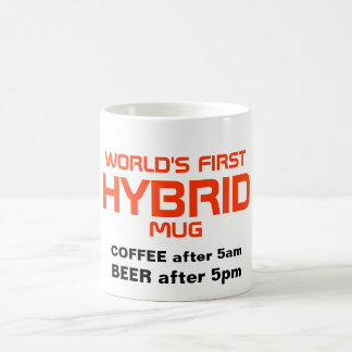 WORLD'S FIRST HYBRID MUG