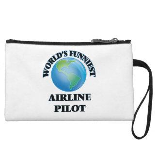 World's Funniest Airline Pilot Wristlets
