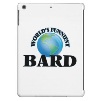 World's Funniest Bard Cover For iPad Air