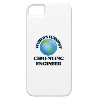 World's Funniest Cementing Engineer iPhone 5 Cases