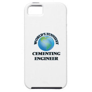World's Funniest Cementing Engineer iPhone 5 Case