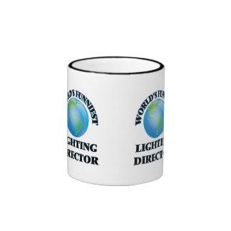 World's Funniest Lighting Director Coffee Mug