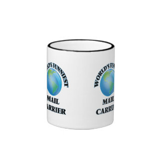 World's Funniest Mail Carrier Coffee Mug