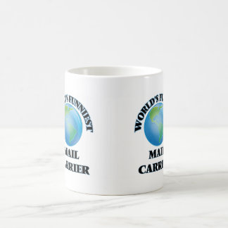 World's Funniest Mail Carrier Mug