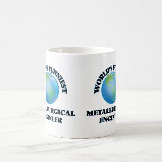 World's Funniest Metallurgical Engineer Coffee Mug