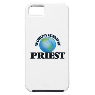 World's Funniest Priest iPhone 5 Cover