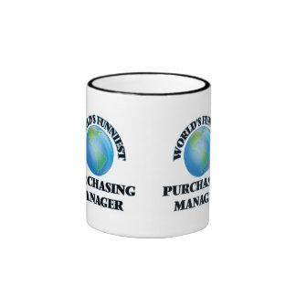 World's Funniest Purchasing Manager Coffee Mug