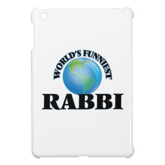 World's Funniest Rabbi iPad Mini Cases