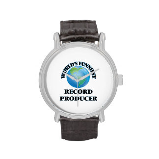 World's Funniest Record Producer Wrist Watches