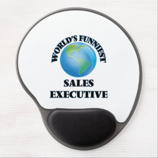 World's Funniest Sales Executive Gel Mousepad