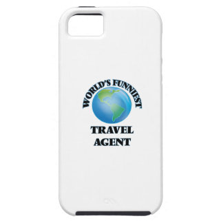 World's Funniest Travel Agent iPhone 5 Cover