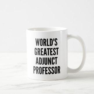 Worlds Greatest Adjunct Professor Coffee Mug